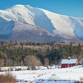 Alan L Graham - Mount Mansfield Winter View 2