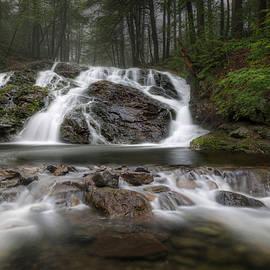 Mount Riga Falls by Bill Wakeley