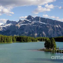 Bob Christopher - Mount Rundle Cascade Ponds Banff Canada 1