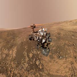 NASA - Mount Sharp