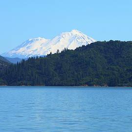 Christiane Schulze Art And Photography - Mount Shasta and Shasta Lake