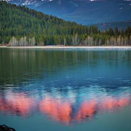 Inge Johnsson - Mount Shasta Sunset
