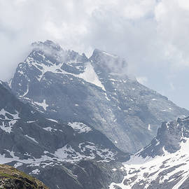 Mount Viso - Italian Alps by Paul MAURICE