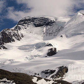 Mount Wilcox Jasper National Park Canada  2 by Bob Christopher