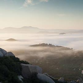 William Dunigan - Mount Woodson Lookout