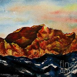 Tamal Sen Sharma - Mountain-3
