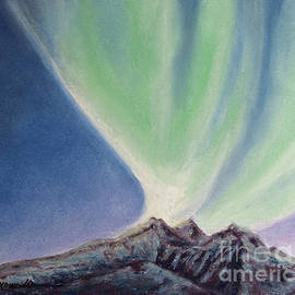 Stanza Widen - Mountain Aurora