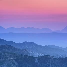 Mountain dreams by Guido Montanes Castillo
