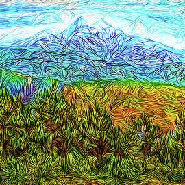 Joel Bruce Wallach - Mountain Forest Revelation