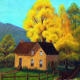 Mountain Home by Sarah Irland