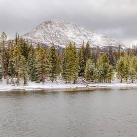 Kristina Rinell - Mountain Lake 0727