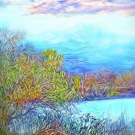 Joel Bruce Wallach - Mountain Lake Perceptions