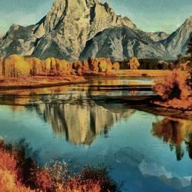 Mario Carini - Mountain Majesty