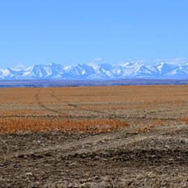Ed Mosier - Mountain Panorama