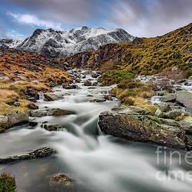 Adrian Evans - Mountain River Snowdonia