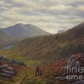 Sean Conlon - Mountain Solitude in Ireland
