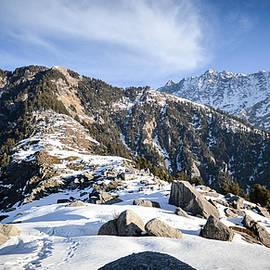 V Naveen  Kumar - Mountain Top