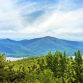 Adirondacks Mountain View by Christina Rollo