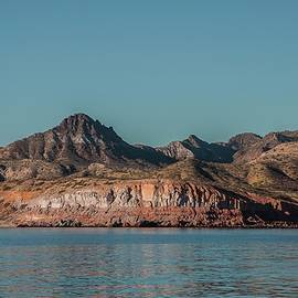Mountains And Cliffs Baja Mexico by NaturesPix