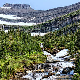 John Trommer - Mountains and Waterfalls