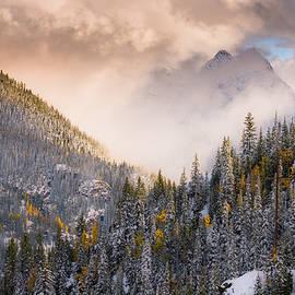 Chuck Jason - Mountains Light