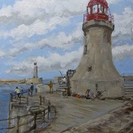 Fred Urron - Mouth Of The Tyne