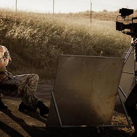 Movie Scene by Alexander Fedin