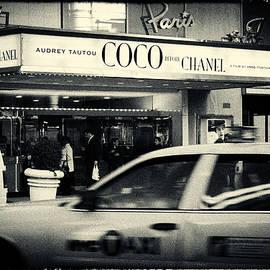 Sabine Jacobs - Movie Theatre Paris in New York City