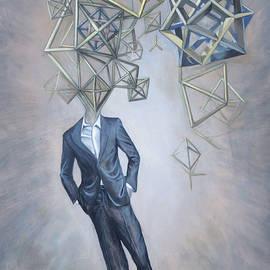Vincent Fink - Mr. Octahedron Iteration 1