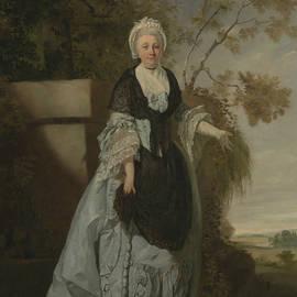 Mrs. Bentley - Francis Wheatley