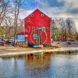 Geraldine Scull - Smithville New Jersey gristmill