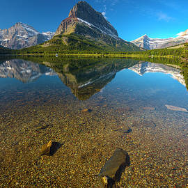 Mt. Grinnell by Gary Lengyel