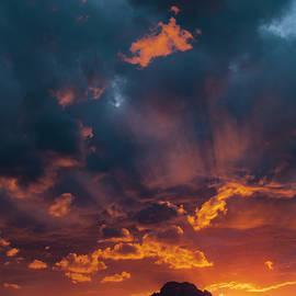 Aidan Moran - Mt Moran Sunset, Grand Tetons National Park, Wyoming