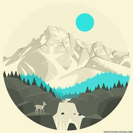 Mt Rainier National Park - 2 - Jazzberry Blue