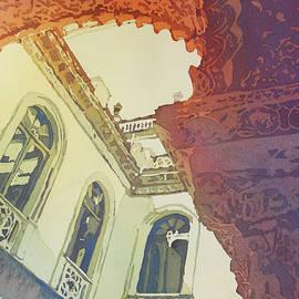 Mudjar Arch - Jenny Armitage