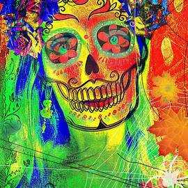 ARTography by Pamela Smale Williams - Mujer Muerte