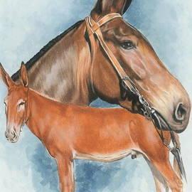 Mule by Barbara Keith