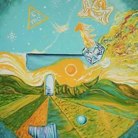 Multiverse portal by Anda Gheorghiu