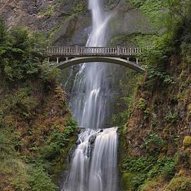 Sandra Bronstein - Multnomah Falls - Columbia River Gorge