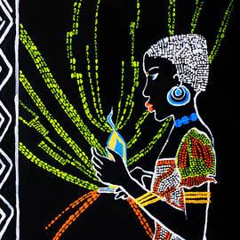Gloria Ssali - Murle South Sudanese Wise Virgin