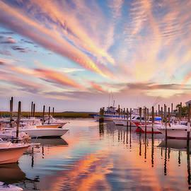 Murrells Inlet Sunset 2 by Mel Steinhauer