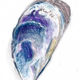 Danielle Rosaria - Mussel Shell