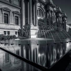 Museum Fountain