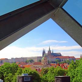 Oliver Novak - Museum Kampa View of Prague