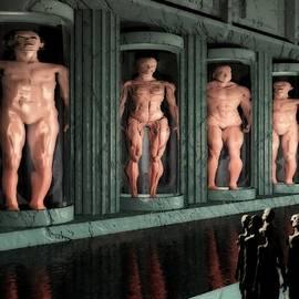Museum of Inner Demons by John Alexander