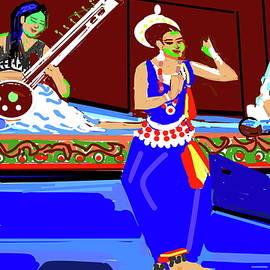 Anand Swaroop Manchiraju - Music And Dance Concert