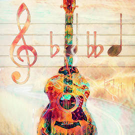Debra and Dave Vanderlaan - Music is Everything Colors in the Country