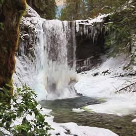Music Of Nature - Waterfall Art by Jordan Blackstone