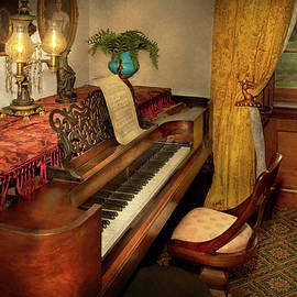 Mike Savad - Music - Piano - What