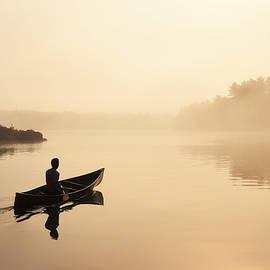 Karl Anderson - Muskoka Morning